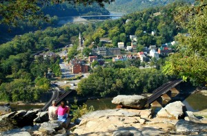 Harpers Ferry, WV, communities,