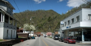 Whitesville, West Virginia, Boone County, Hatfield & McCoy Region