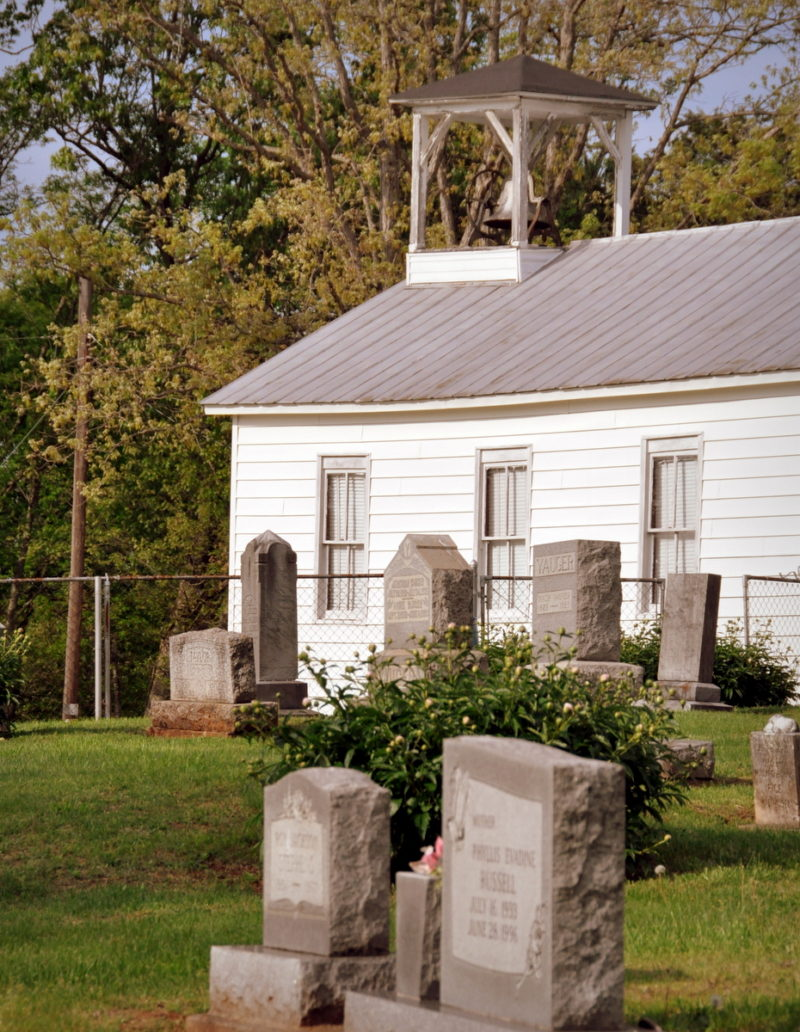 Oma Church near Grimms Landing, WV
