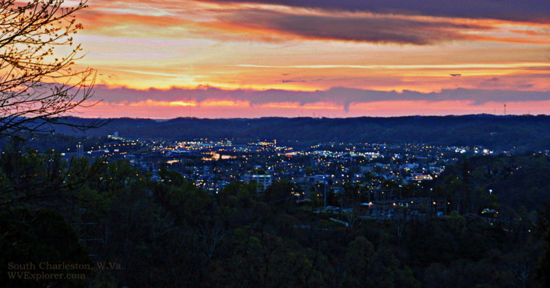 South Charleston, West Virginia (WV) Evening
