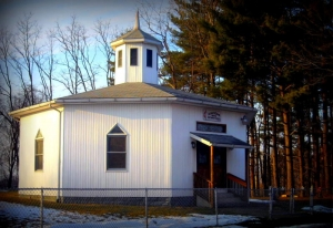 Albert's Chapel at Sand Ridge, WV, Calhoun County, Heartland Region