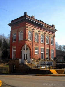 Bank of Cairo, Cairo, WV, Ritchie County, Heartland Region