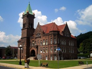 Barbour County, West Virginia, Court House at Philippi, Monongahela Valley Region