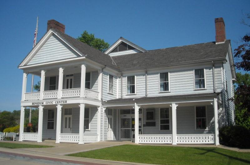 Benedum Center at Bridgeport