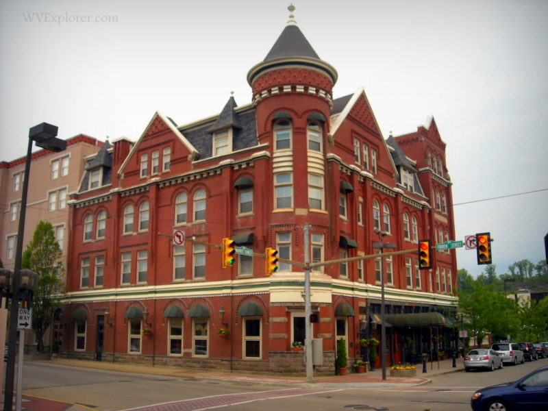 Blennerhassett Hotel in Parkersburg
