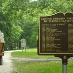 Roster of famous visitors to Blennerhassett Island near Parkersburg, WV, Wood County, Mid-Ohio Valley Region