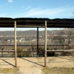 Overlook at Blennerhassett, West Virginia, Wood County, Mid-Ohio Valley Region