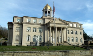 Boone County Court House, Madison, WV, Hatfield & McCoy Region