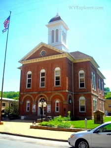 Braxton County Court House, Sutton, WV, Heartland Region