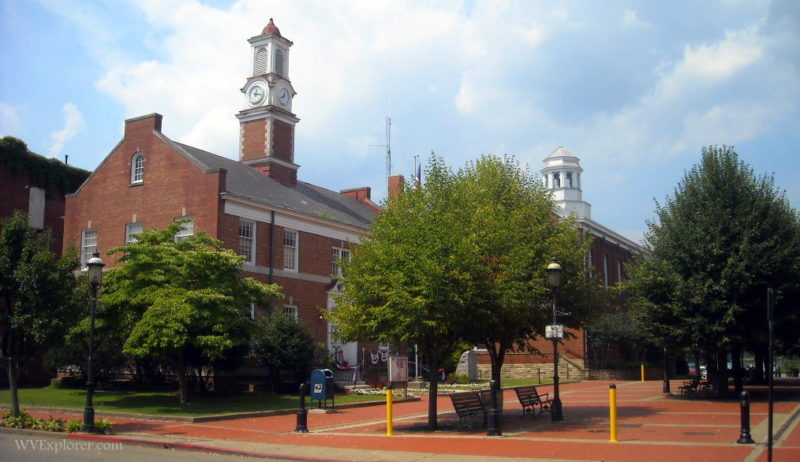 Brooke County Court House