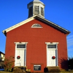 Presbyterian Church at Buffalo, WV, Putnam County, Mid-Ohio Valley Region