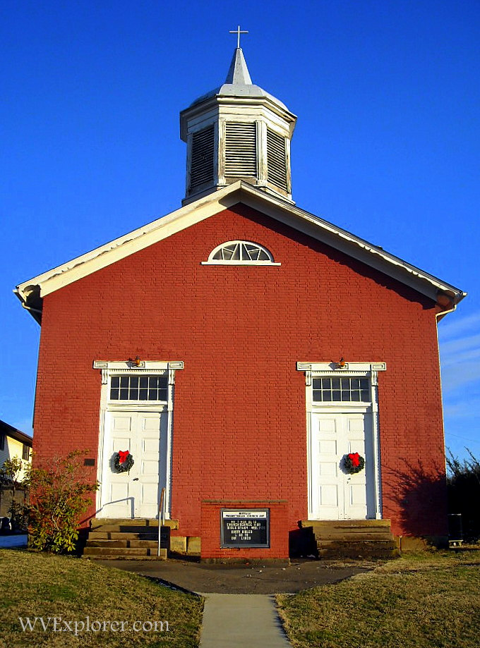Presbyterian church at Buffalo