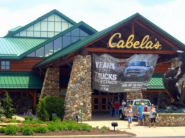 Cabela's at Triadelphia, WV, Ohiio County, Northern Panhandle Region