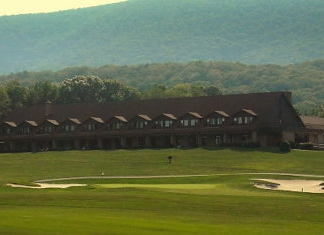 Cacapon State Park Lodge, Morgan County, Eastern Panhandle Region