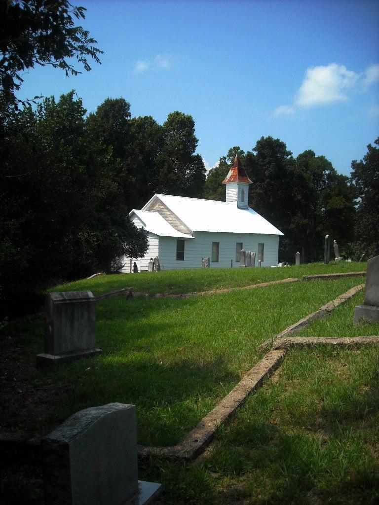 Church near Chief Cornstalk