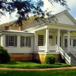 Craik-Patton House at Charleston, WV, Kanawha County, Metro Valley Region