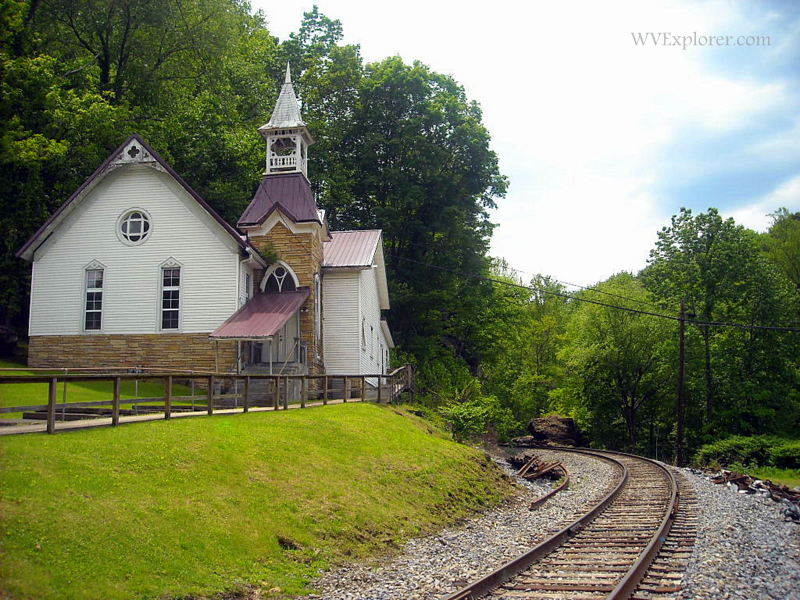 Church on Virginian at Deepwater