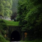 Tunnel near Dingess, WV, Mingo County, Hatfield & McCoy Region