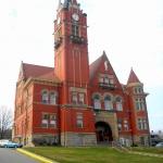 Doddridge County Court House, West Union, WV, Heartland Region