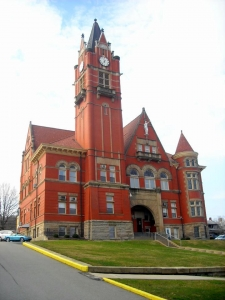 Doddridge County Court House, West Union, WV, Heartland Region