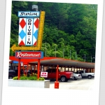Sterling Drive-in at Welch, WV, McDowell County, Hatfield & McCoy Region