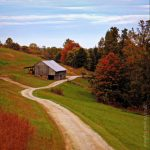 Farm on Dutch Ridge near Quick, WV, Kanawha County, Metro Valley Region