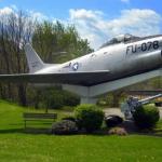 FU-078 monument at Milton