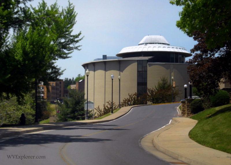 Wallman Hall at Fairmont State University