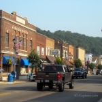 Main Street, Follansbee, WV, Brooke County, Northern Panhandle Region