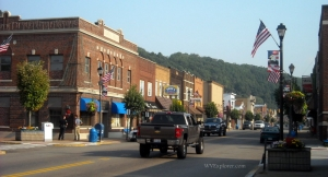 Main Street, Follansbee, West Virginia, Brooke County, Northern Panhandle Region