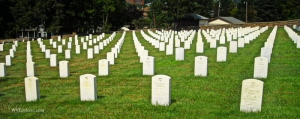 National Cemetery, Grafton, WV, Taylor County, Monongahela Valley Region
