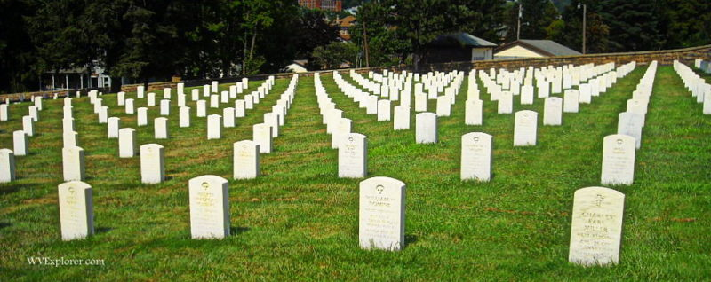 National Cemetery at Grafton