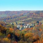 Valley at Cameron, WV, Marshall County, Northern Panhandle Region