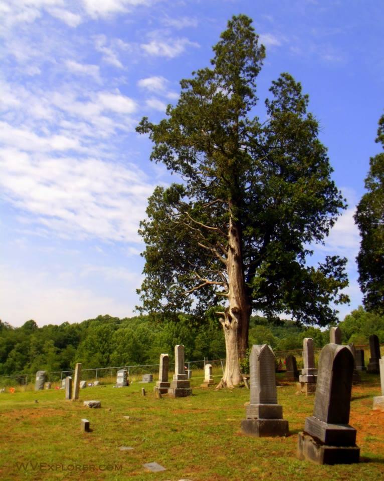 Graveyard at Joetown
