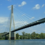 East Huntington Bridge, Huntington, WV, Cabell County, Metro Valley Region