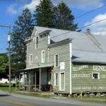 Hillsboro General Store, Hillsboro, WV, Pocahontas County, Allegheny Highlands Region