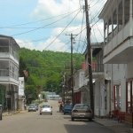 Pennsylvania Avenue in Hundred, West Virginia, Wetzel County, Northern Panhandle Region
