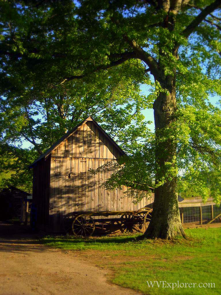 Barn at Jackson's Mill