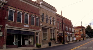 Stores in Jane Lew, West Virginia, Lewis County, Monongahela Valley Region