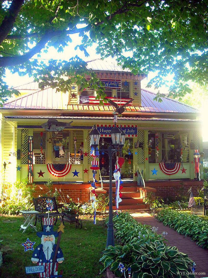July Fourth House at Alderson