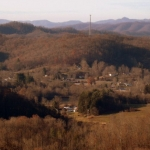 Hills at Lester, West Virginia, Raleigh County