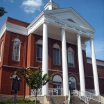Marshall County Court House, Moundsville, WV, Northern Panhandle Region