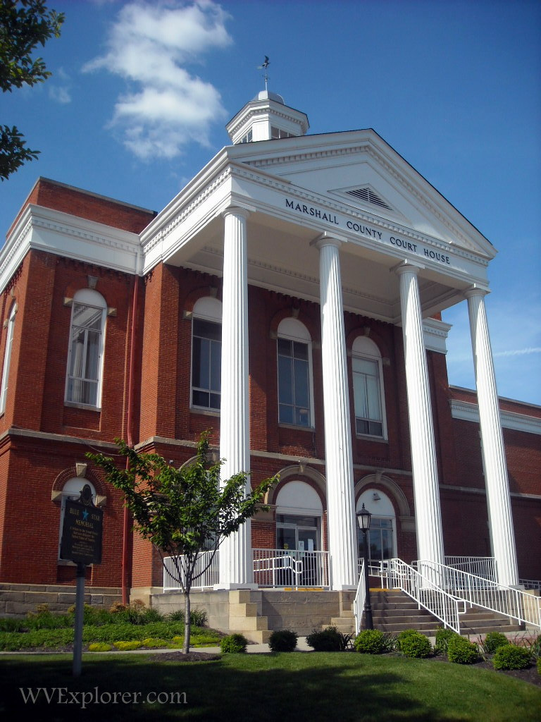 Marshall County Court House