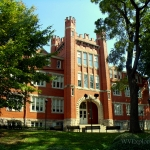 College Building, Marshall University, Huntington, WV