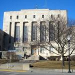 Mercer County Court House, Princeton, WV, Bluestone Region