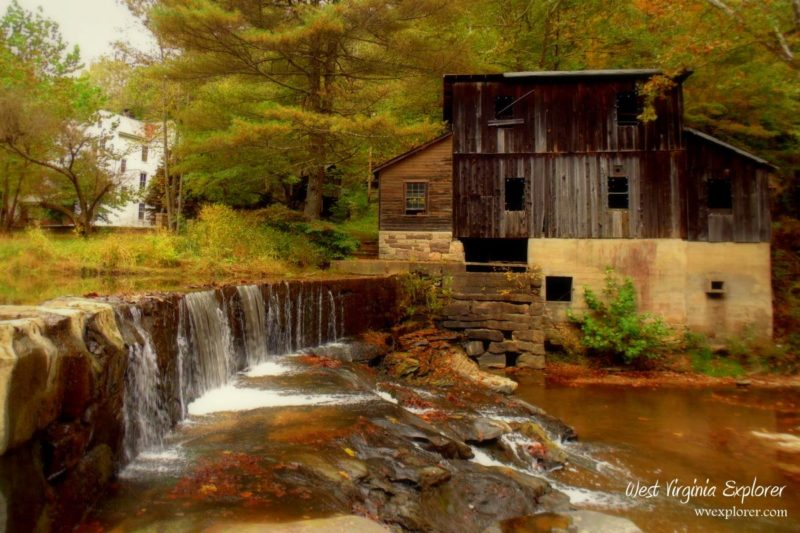 Laurel Creek Mill at Beckwith
