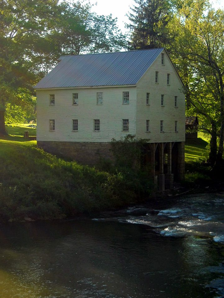 Old Mill at Jackson's Mill