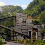 Coal mine at Wyoming, WV, Wyoming County, Hatfield & McCoy Region
