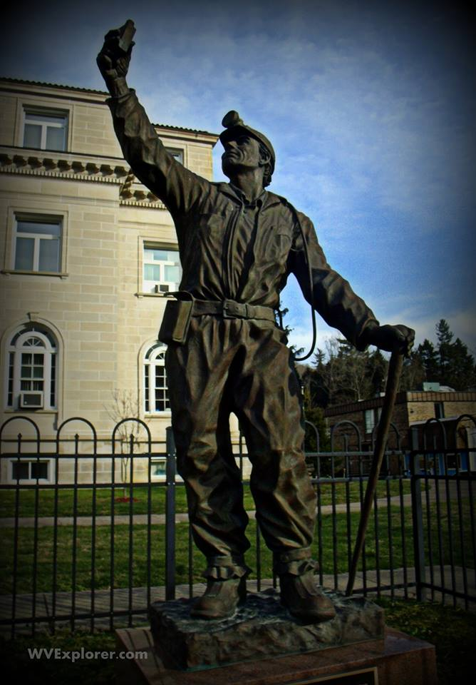 Miners' Monument at Madison