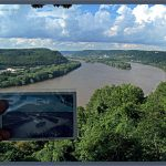 Ohio River near Weirton, WV, Hancock County, Northern Panhandle Region